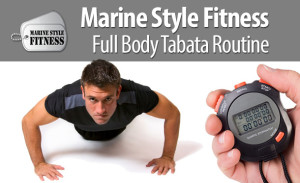 Full Body Tabata Routine