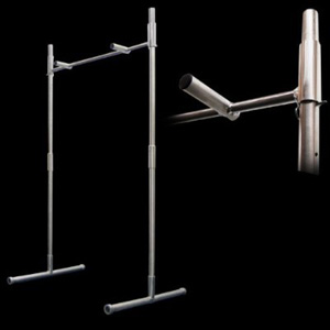 All in one pull up bar