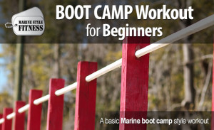Boot Camp Workout for Beginners